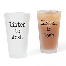 Listen to Josh Drinking Glass