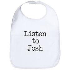 Listen to Josh Bib