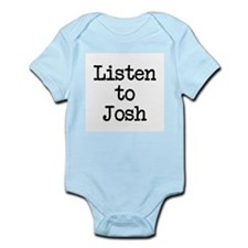Listen to Josh Body Suit