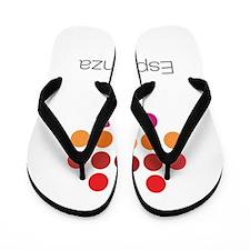 I Heart Esperanza Flip Flops
