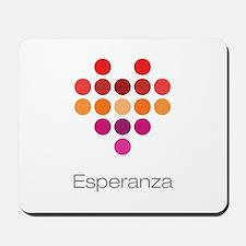 I Heart Esperanza Mousepad
