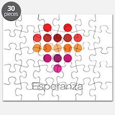 I Heart Esperanza Puzzle