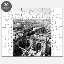 Cathedral in Spain Puzzle