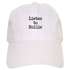 Listen to Rollie Baseball Baseball Cap