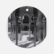 The Alhambra Ornament (Round)