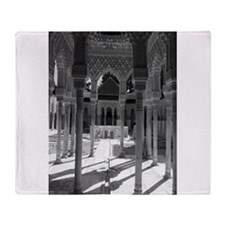 The Alhambra Throw Blanket