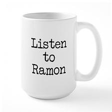 Listen to Ramon Mug