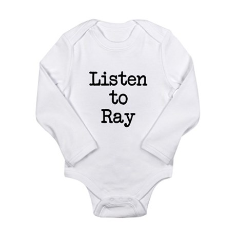 Listen to Ray Body Suit