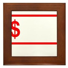 Priceless Framed Tile