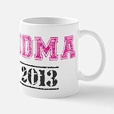 Grandma, Established 2013 Mugs