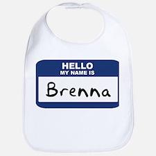 Hello: Brenna Bib