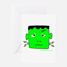 Frankie! Greeting Cards (Pk of 10)