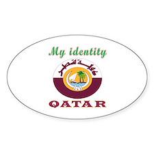 My Identity Qatar Decal