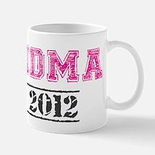 Cute New grandma 2012 Mug