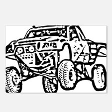 Jump Truck Postcards (Package of 8)