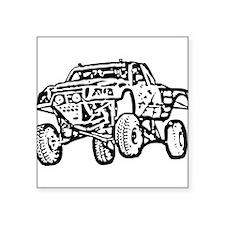 Jump Truck Sticker
