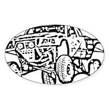 Jump Truck Bumper Stickers