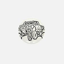 Jump Truck Mini Button