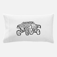 Jump Truck Pillow Case