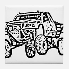Jump Truck Tile Coaster