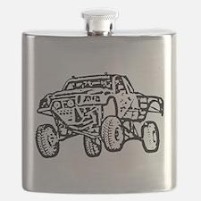 Jump Truck Flask
