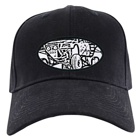 Jump Truck Baseball Hat