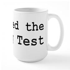 I Failed The Turing Test Computer Mug