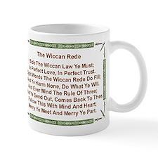 Balanced Wiccan Rede Mug