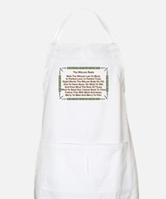 Balanced Wiccan Rede Apron