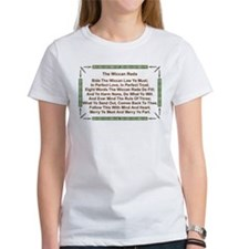 Balanced Wiccan Rede Tee