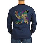 Peace Symbols Long Sleeve T-Shirt