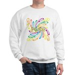 Peace Symbols Sweatshirt