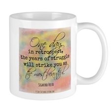 Struggle Quote Mug
