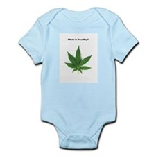 Whats in your bag? Infant Bodysuit