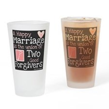 Happy Marriage is the Union of Two Good Forgivers