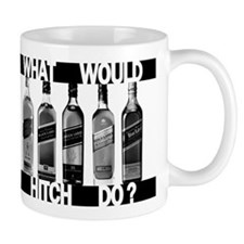 What Would Hitch Do? Mug