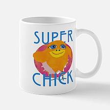 Funny Super Chick Mug