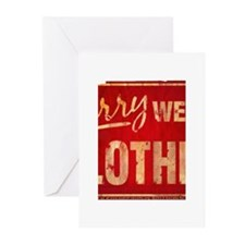 Sorry-CLOTHED Greeting Cards (Pk of 20)