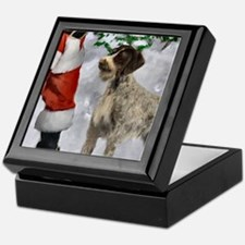 German Wirehaired Pointer Keepsake Box
