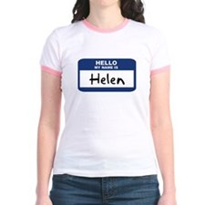Hello: Helen T