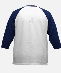 One of These Terriers! Kids Baseball Jersey