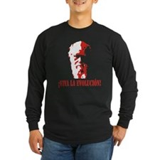 vivalaevolucion Long Sleeve T-Shirt