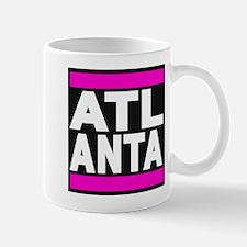 atlanta pink Mug