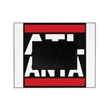 atlanta red Picture Frame