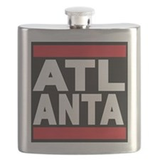 atlanta red Flask