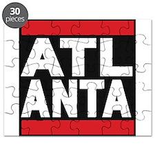 atlanta red Puzzle