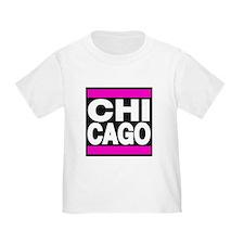 chicago pink T-Shirt