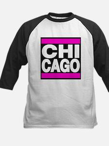 chicago pink Baseball Jersey
