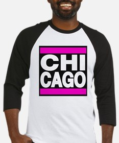 chicago pink Baseball Jersey