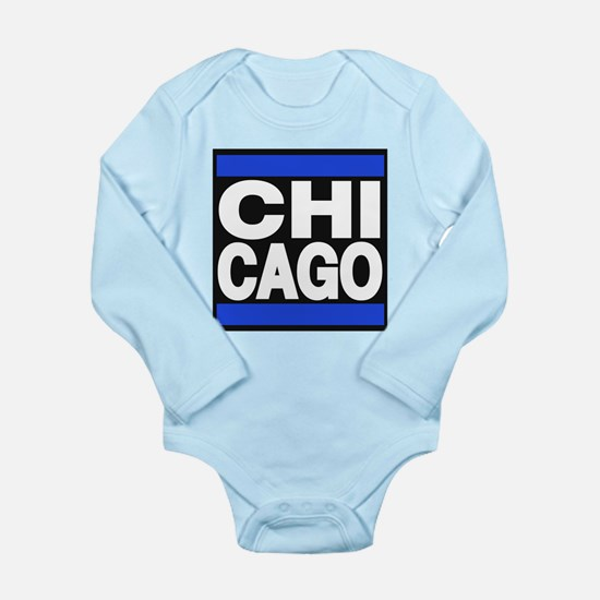 chicago blue Body Suit